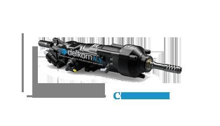 Rock Drill COP 1840EX