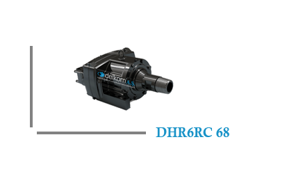 Rotation Units DHR6RC 68