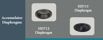 HD accumulator diaphragm