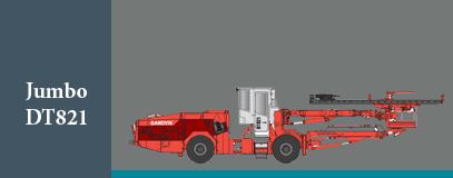 Jumbo DT821