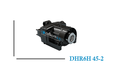 Rotation Units DHR6H 45-2