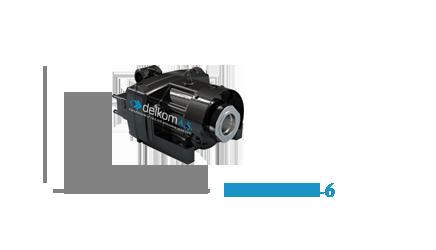 Rotation Units DHR6H 68-6